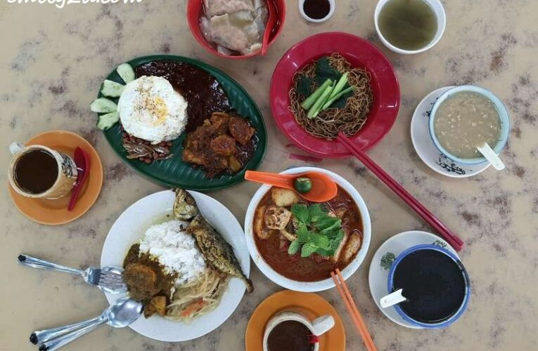 A Quick Weekend Lunch at Pinji Centrepoint