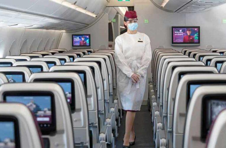 Qatar Airways Earns Highest Diamond Standard Status in COVID-19 Audit