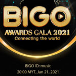 Live-streaming Broadcasters Celebrate Resilience & Creativity at BIGO Awards Gala 2021