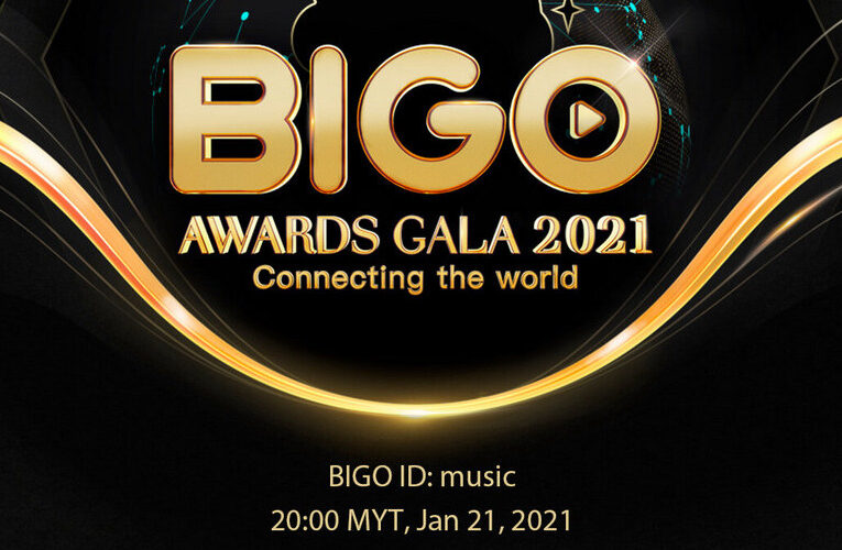 Live-streaming Broadcasters Celebrate Resilience & Creativity at BIGO Awards Gala 2021