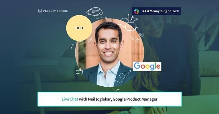 Live Chat with Google Product Manager
