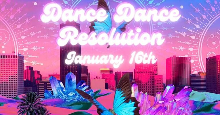 Secret Dance Addiction Presents Dance Dance Resolution