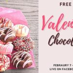 Valentine's Chocolate Donuts - Free Workshop