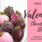 Valentine's Chocolate Strawberries Workshop