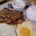 4 Chicken Chop Rice