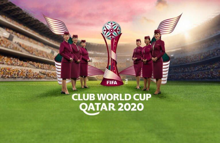 Qatar Airways Looks Forward to Welcoming World Class Football Teams to Qatar for FIFA Club World Cup 2020™