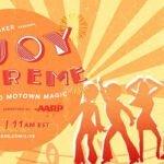 Daybreaker LIVE // A Joy Supreme: Dancing to Motown Magic