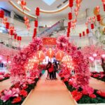A Lunar Niu Year Photo Opportunity at Ipoh Parade