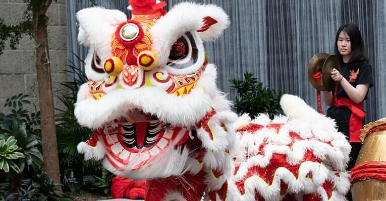 Lunar New Year Virtual Celebration