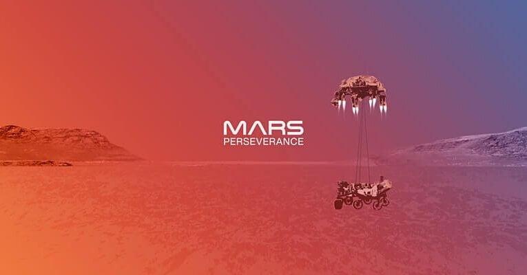 NASA's Perseverance Rover Mars Landing