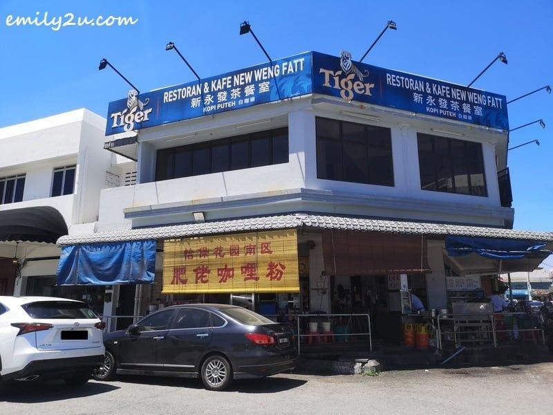 Restoran & Kafe New Weng Fatt