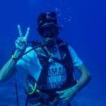Scuba diving at Sipadan Island