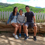 family in Cameron Highlands