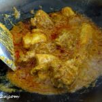 reheat using wok Ready-To-Cook Chicken Curry with Potatoes