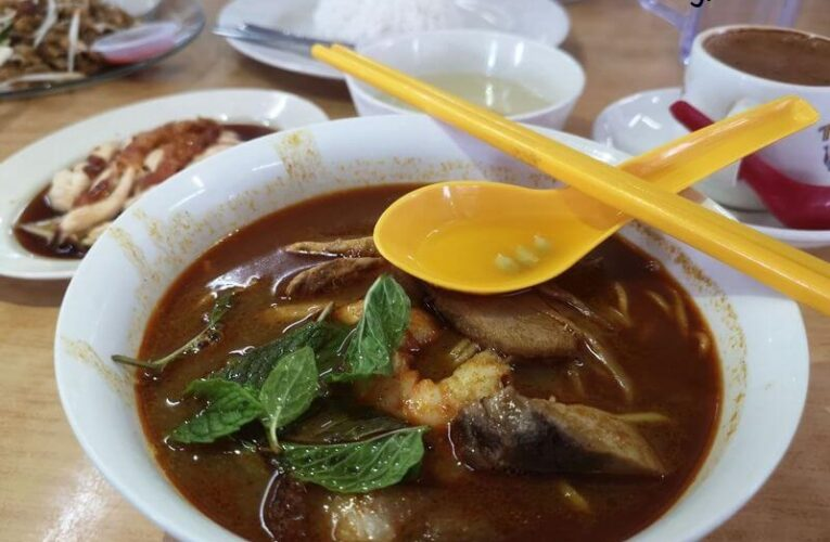 Ipoh Hainanese Curry Mee
