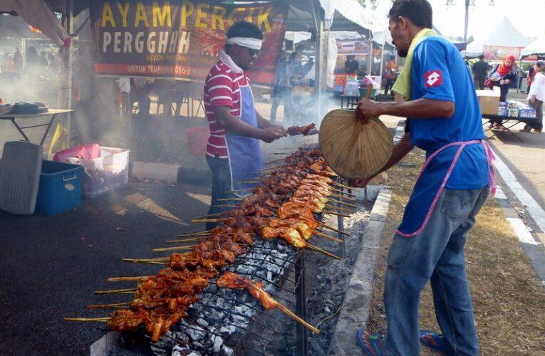Ramadhan Bazaar Locations in Ipoh