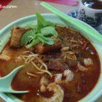 5 curry noodles