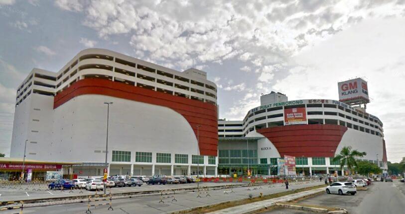 GM Klang (photo credit: Harian Metro)