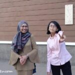 Jamila and mother