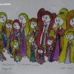 Jamila signature Kebaya Girls