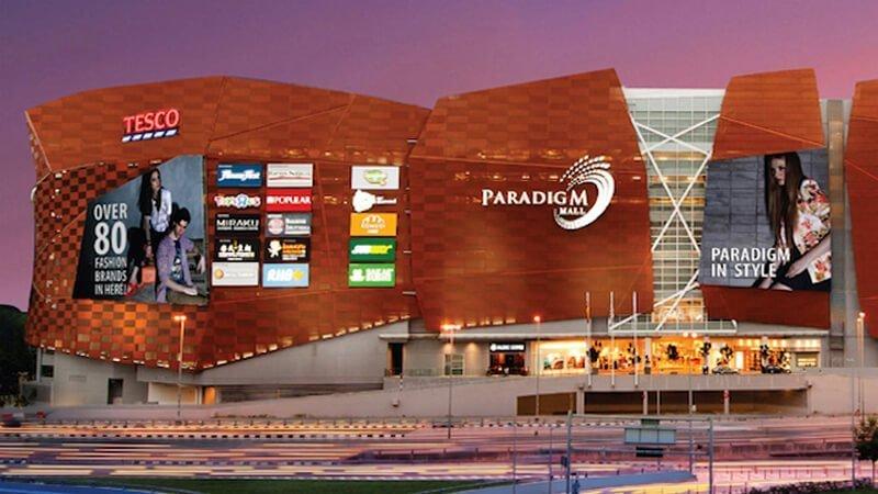Paradigm Mall (photo credit: Inside Retail Asia)