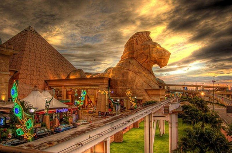 Sunway Pyramid (photo credit: Eversafe)