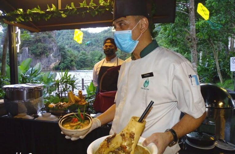 Curated Gourmet Ramadan Buffet at The Haven Resorts