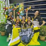 during Sukma Games 2016 hosted in Sarawak
