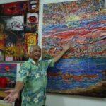father Datuk Mohd. Yusoff Jaafar