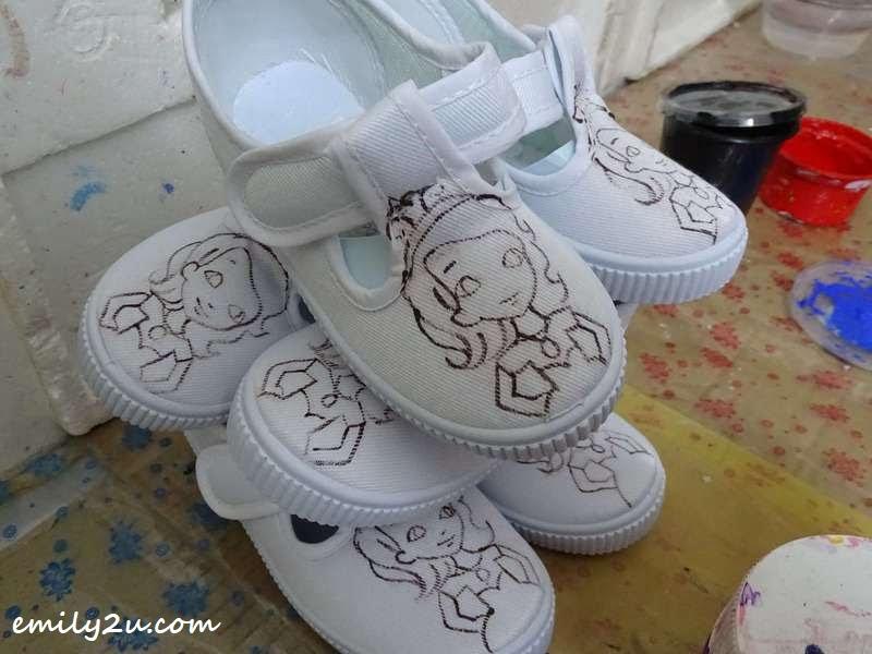 hand-drawn design