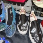 some of the shoes produced