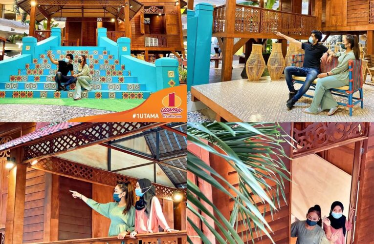 8 Shopping Malls in Selangor with Beautiful Eid Decorations