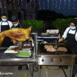 10 Grilled Whole Lamb