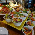10 Salad Counter