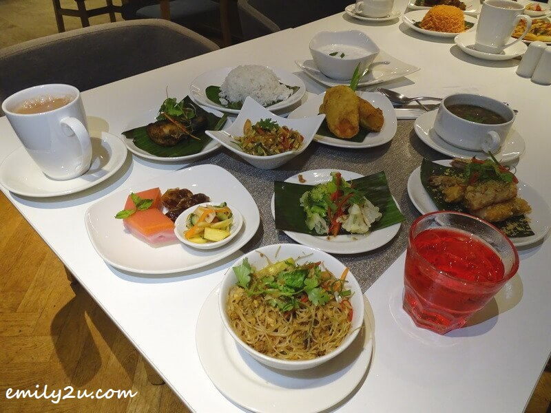 Set 1 Ramadan Set Dinner