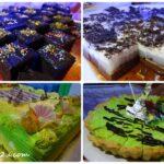 18 Desserts