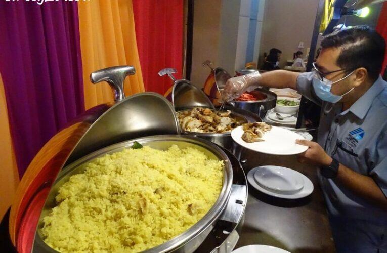 Roasted Whole Lamb Kibas One of the Highlights of Seantero Dunia Ramadan Buffet