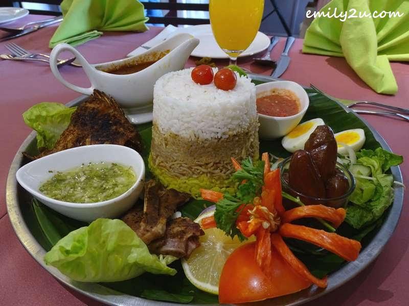 signature dish: Talam Puncak Jabal Rahmah
