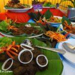 3 part of Cicip Rasa Tiga Benua menu