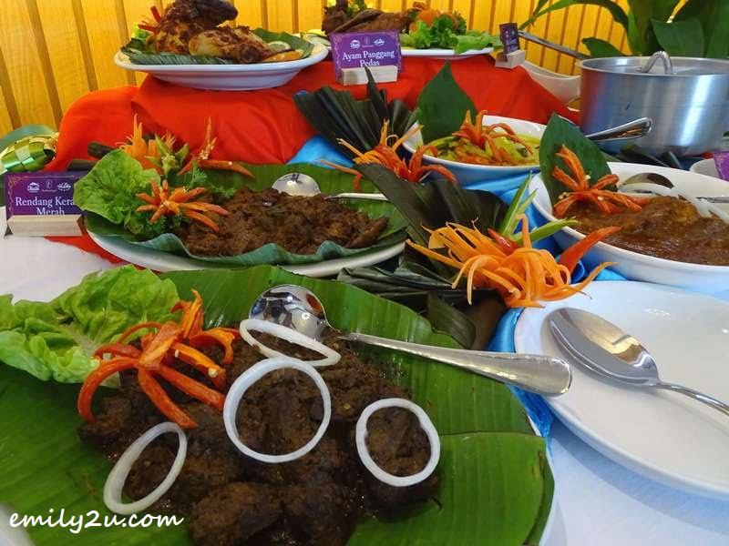part of Cicip Rasa Tiga Benua menu