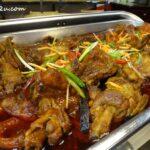 4 Ayam Masak Merah