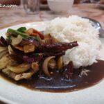 5 Kong Po Fish Fillet Rice