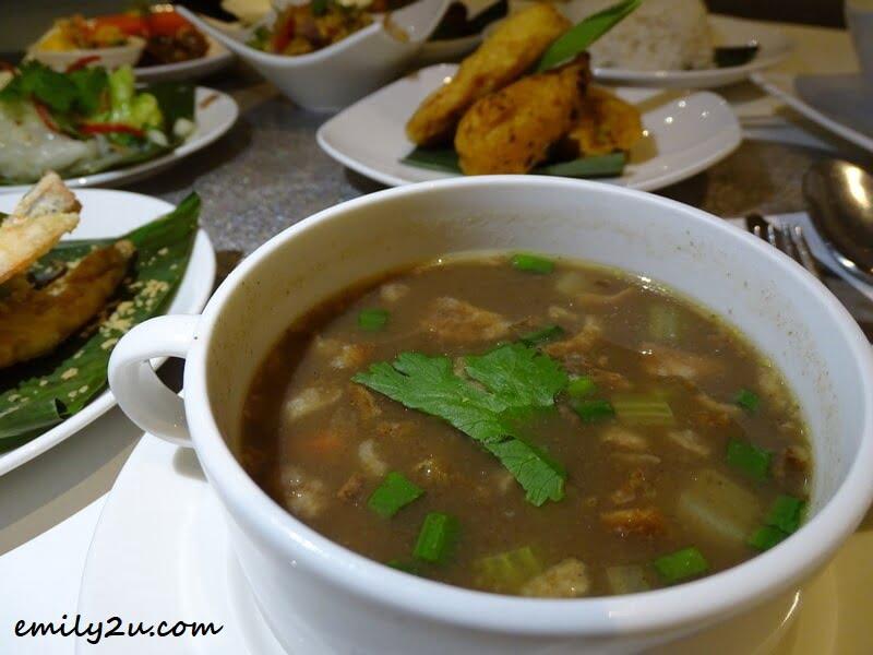 Soup: Sup Kambing