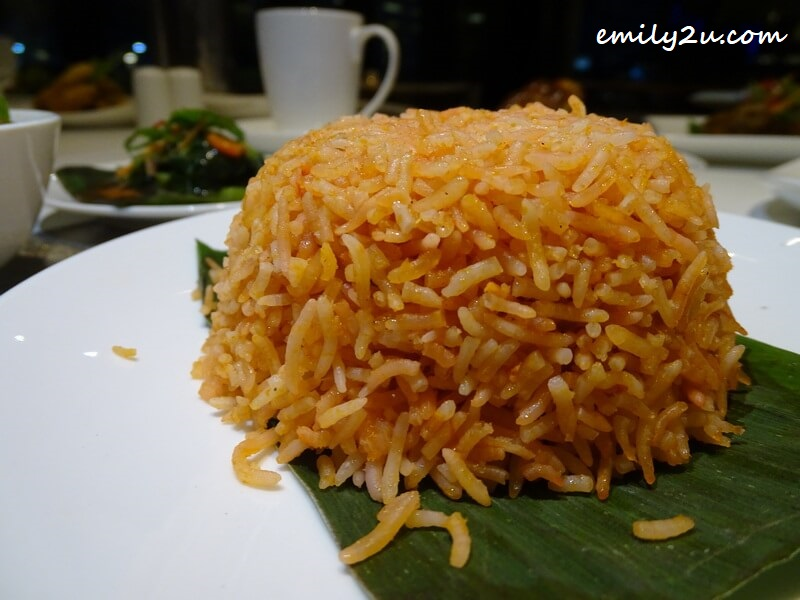 Rice & Noodle: Nasi Tomato