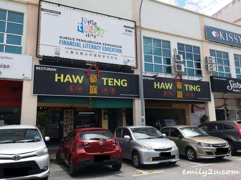 Restaurant Haw Teng, Ipoh Garden South