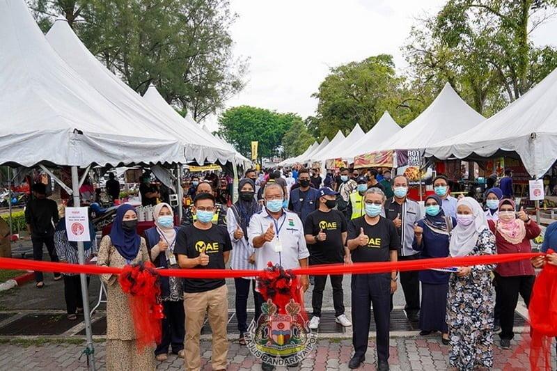 launch of MAE-mang Boleh Raya