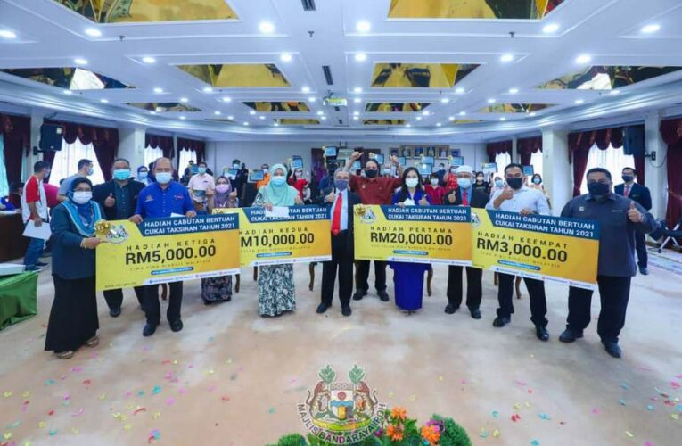 RM76,000 Cash Prizes Offered in MBI's 2021 Annual Assessment Tax Lucky Draw