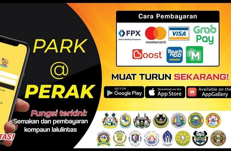 More Top-Up Options For Park@Perak
