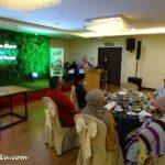 YB Dato Nolee Ashilin Bt. Mohammed Radzi in her opening speech