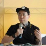 1 Co-Founder and Managing Director of BIG BAD WOLF Books, Andrew Yap